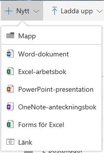 OneDrive - nytt